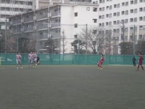 会長杯決勝試合風景②