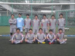 会長杯優勝:TSUBASA FC
