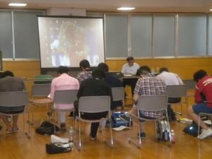 フットサル4級審判更新講習会