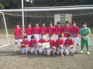 中学2位:TSUBASA FC